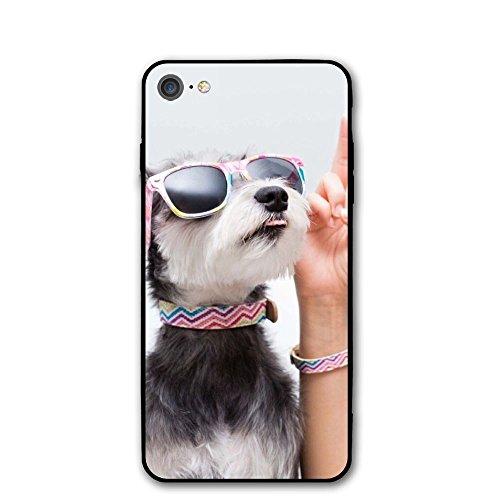 UdlJud Sunbathing Dog IPhone 7 Case (Sun Face Doorbell)