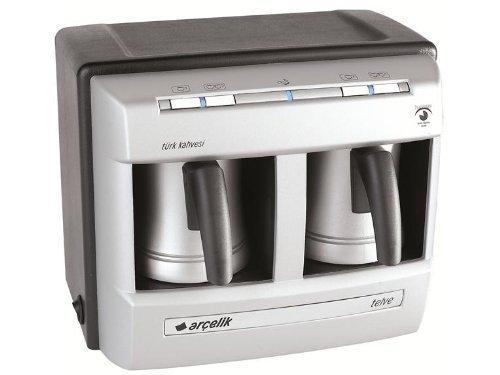 Turkish Coffee Maker - Arcelik K3190p (220 Volt Only.in U.s. You Have to Use Voltage Regulator.)