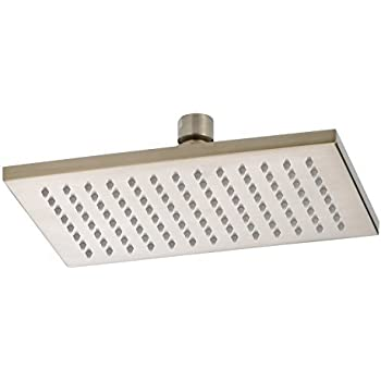 Brizo 81380 Single Function Rain Shower Head From The
