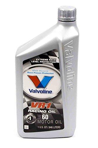 VALVOLINE HP60W 레이싱 오일 VR1 1 쿼트