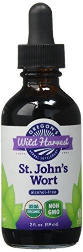 - Oregon's Wild Harvest Fresh Organic St. John's Wort Extract, 2 Fluid Ounce