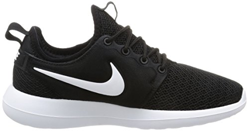 Women's Black Shoe Nike Roshe Running Two zAdTwq