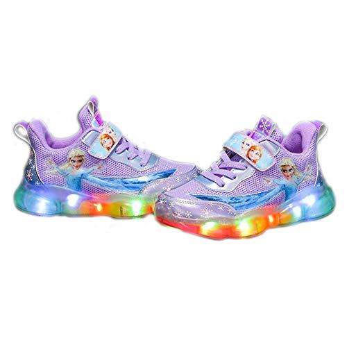 LED-verlichting Modieuze Schoenen Ademende Kinderen Sneakers Casual Running Sports Ademend Atletische Lichtgewicht…