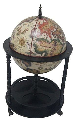 antique globe italian - 3