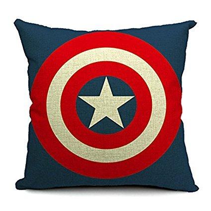 squishybean Marvel escudo del Capitán América de Los ...