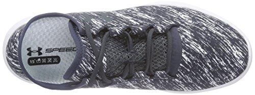 Gris W Chaussures Fitness Femme TWST Grau StudioLux Armour UA Low 008 Sty Under de qc46RvWSyy
