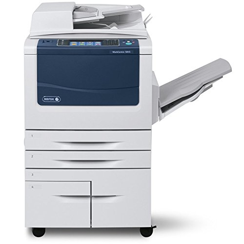 Workcentre 5845 Digital Copier/Printer, 45Ppm, Color Scanner, Internet Fax & Ne