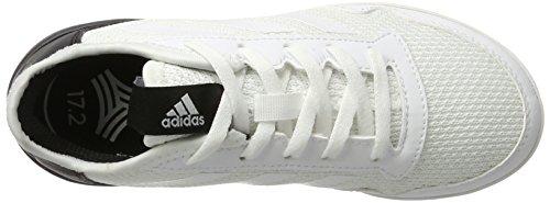 adidas Ace Tango 17.2 In J, Botas de Fútbol para Niños Blanco (Footwear White/footwear White/core Black)