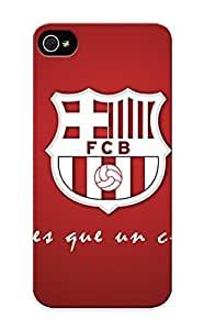 Standinmyside NXbWm0mCUme Case Cover Skin For Iphone 5/5s (month Fc Barcelona Club Barca One )/ Nice Case With Appearance