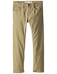Levi's Big Boy's 511 Sueded Pant