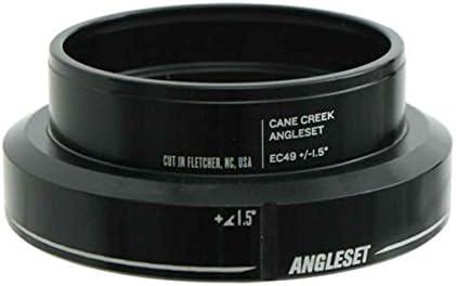 Cane Creek アングルセット EC49 ボトムカップ 1.5度オフセット