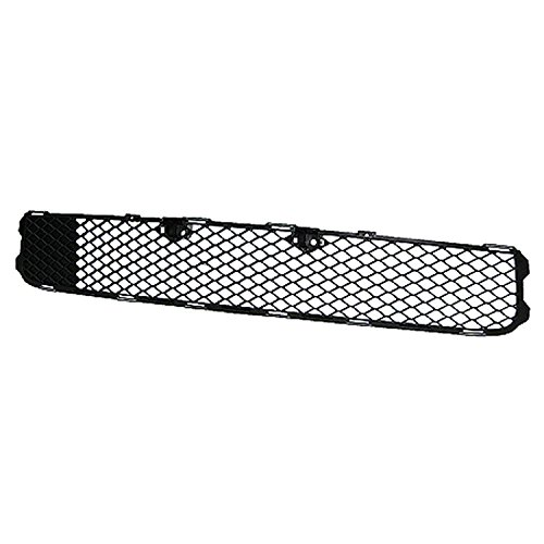 Mitsubishi Lancer Grille Replacement - CPP Front Bumper Grille for 2008-2014 Mitsubishi Lancer