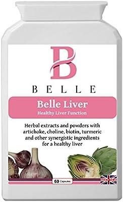 Belle® suplemento de hígado - para sano el hígado y el apoyo de la ...