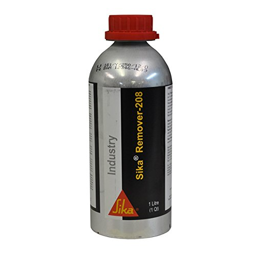 Sika Remover 208 - 1 Liter Bottle by Sika Remover 208