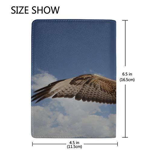 Un águila con Garras Abiertas Bloqueo de impresión Estuche ...