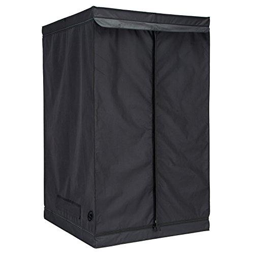 "418fL75ip1L - iPyarmid 48""x48""x78"" Indoor Grow Tent Room Reflective 600D Mylar Hydroponic Non Toxic Hut"