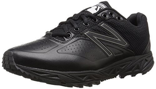 New Balance Men's MU950V2 Umpire Low Shoe - Black - 8 2E US