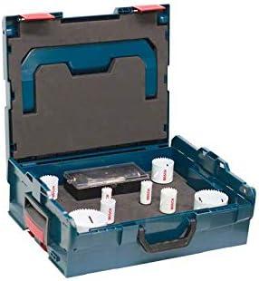 Bosch 2608836806 - Juego de sierras perforadoras (11 piezas) en L ...