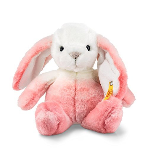 (Steiff Starlet Bunny Toy, Pink)
