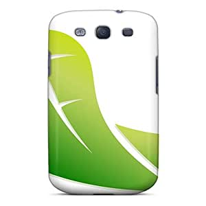 High Quality Cell-phone Hard Covers For Samsung Galaxy S3 (qYX6127tfYU) Provide Private Custom Realistic Green Day Skin