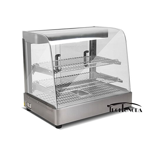 Kitchen&Restaurant Equipment Food Warmer Display 110V Commercial Wooden Package by Kitchen Supply