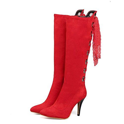 BalaMasa , Bottes Chukka femme Red