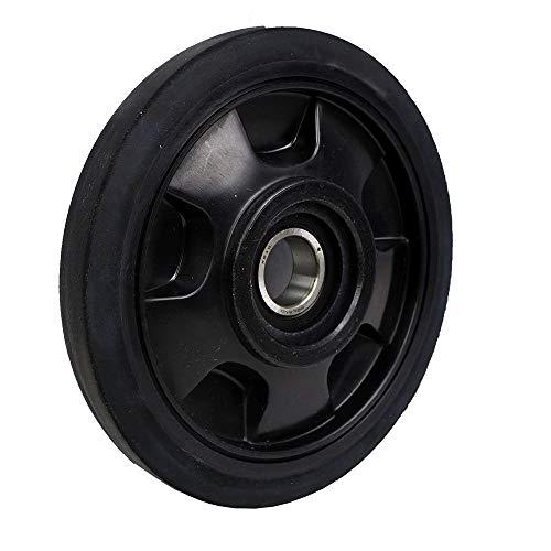 Ski-Doo New OEM Deep Black Wheel Assy 141mm 503192794 MXZ GSX Renegade GT TNT ++ -