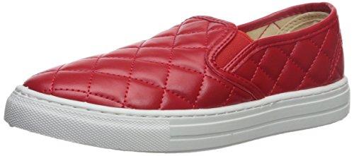 Qupid Women's Reba-17C Sneaker Red r5G2hb