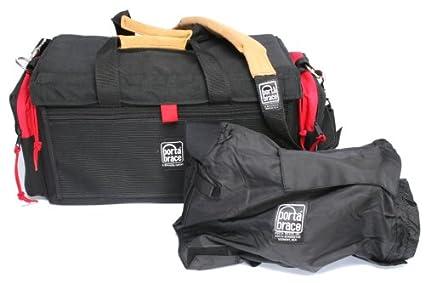 Portabrace DVO-1RQS-M3 DV Organizer//Quick Slick Black//Red