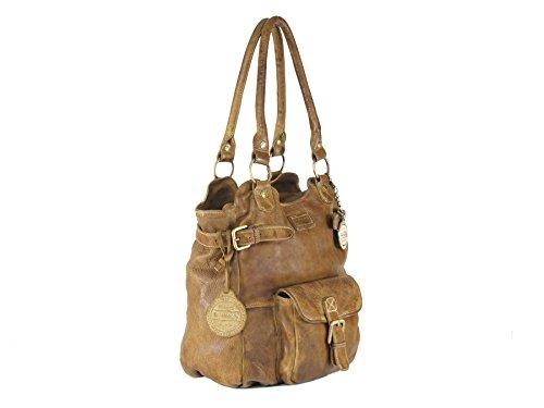 Greenland Soft Bags Bolso de mano piel 31 cm