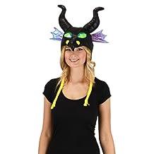 Elope Disney's Maleficent Dragon Hoodie Hat