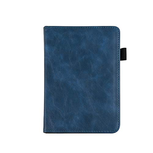 Price comparison product image HJuyYuah Ultra-Thin Smart Leather Case Stand Cover for Kobo Clara HD 2018 6.0inch (Blue)