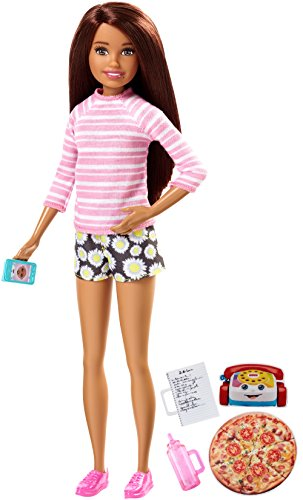 Barbie Babysitters Inc. Pizza Set