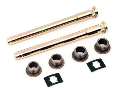 Hinge Door Jimmy (USA-Made Door Hinge Repair / Rebuild Kit for GM S-Series Models / S10 Blazer S10 S15 Sonoma S15 Jimmy Bravada Hombre)