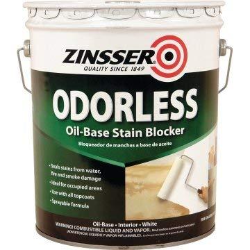Zinsser 5 Gallon Odorless Oil-Based Stain Blocker Low-VOC by Zinsser (Image #1)
