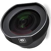 Sirui SU18WAKC01 18WAK+MSC01 18 Wide Angle Phone Lens with Multi-purpose Clip included, Black