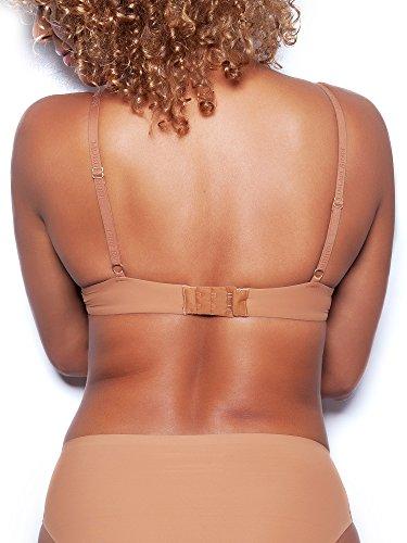 f3d3d18d128ef Nubian Skin 512083 The Essential Café Underwired T-Shirt Bra 40DD