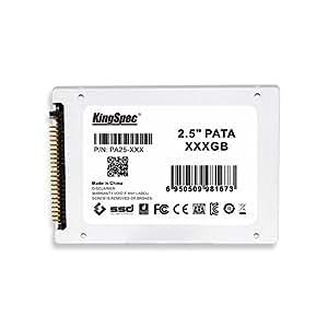 Controlador de la SM2236 64GB KingSpec 2.5-inch IDE/PATA SSD disco de estado sólido (MLC Flash)