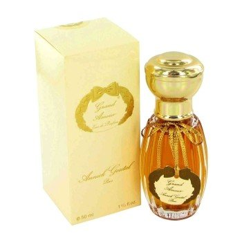 Annick Goutal Grand Amour Eau De Parfum Spray - Grand Amour by Annick Goutal Eau De Parfum Spray 3.4 oz for Women
