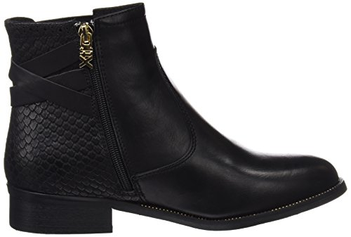 XTI Damen 047381 Booties Black (Schwarz)