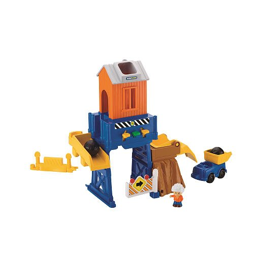 fisher price construction - 9
