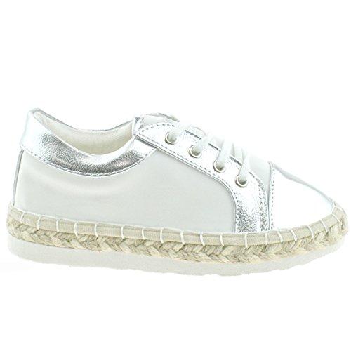 Espadrille Marbelle Lightweight Shoes Lelli Lk4604 10 Bianco aa01 28 uk Kelly qCfOR