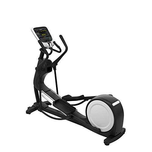 Precor EFX 731 Commercial Elliptical Fitness Crosstrainer - Black