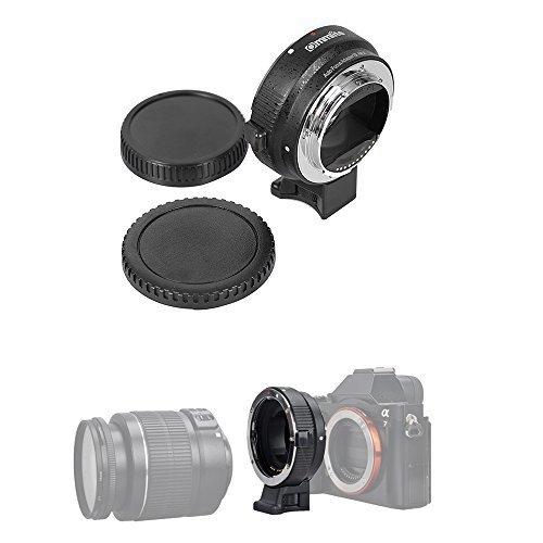 Commlite Auto Focus EF-NEX EF-EMOUNT FX Lens Mount Adapter f