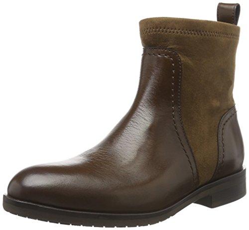 Tommy Hilfiger B1285erry 21c, Zapatillas de Estar por Casa para Mujer Marrón - Braun (Coffee 211)