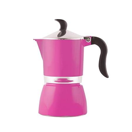 Tscenror HO Cafeteras Italianas Mocha Pot Espresso Cafetera Moka ...