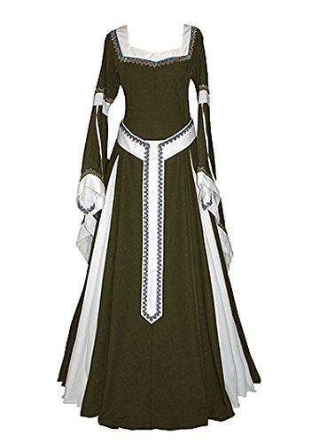 Top 9 recommendation medieval irish dresses women