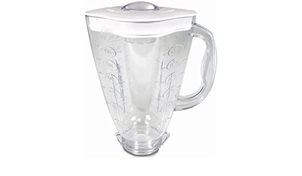 Sunbeam productos 4918 – 20 5-cup recipiente licuadora de vidrio ...