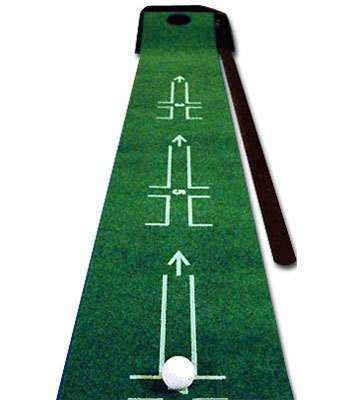 SKLZ Accelerator Pro Ball Return Putting Mat
