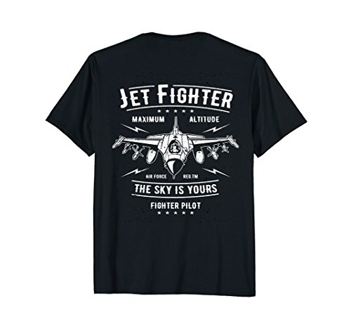 Fighter Pilot Watch - Jet Fighter Pilot Locked and Loaded T-shirt